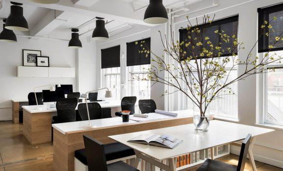Projekt wnętrza biura. Co powinien zawierać?